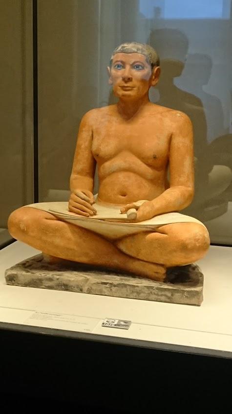 エジプトの書記