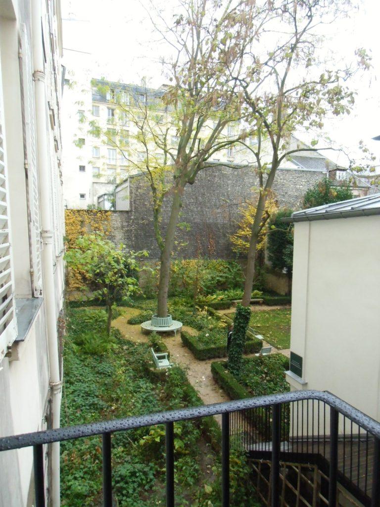 Jardin de la Musée Delacroix
