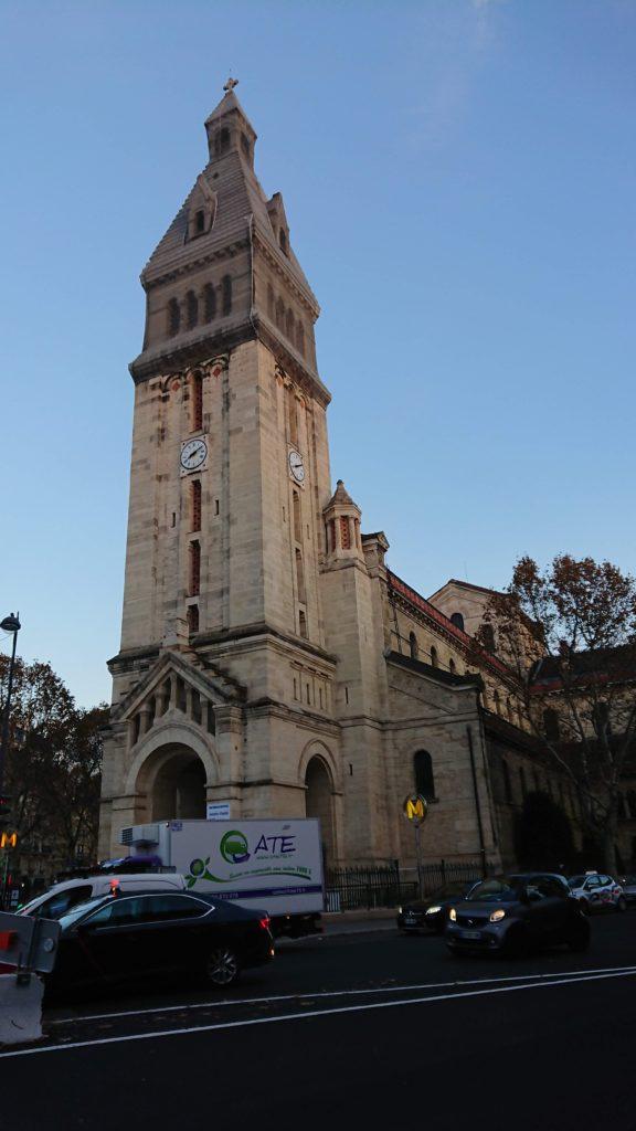 アレジア教会 Eglise Alésia